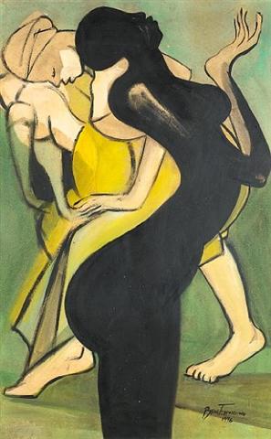 Negritude by Ben Enweownu 1957